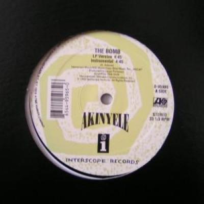 Akinyele - The Bomb
