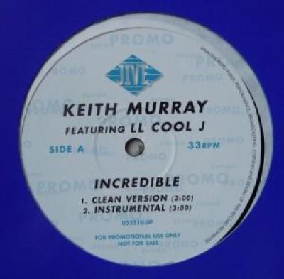 Keith Murray & LL Cool J - Incredible