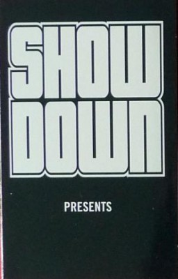 V.A. - Showdown MC Throwdown (Tape)