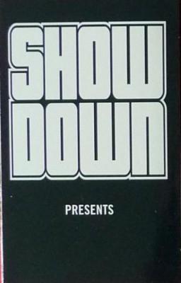 V.A. - Showdown MC Throwdown (Tape)