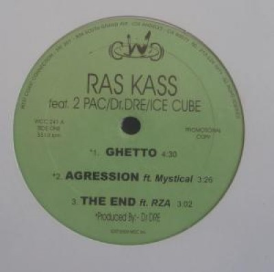 Ras Kass - Ghetto/Agression /The End