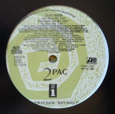 2Pac - Dear Mama (Remixes)