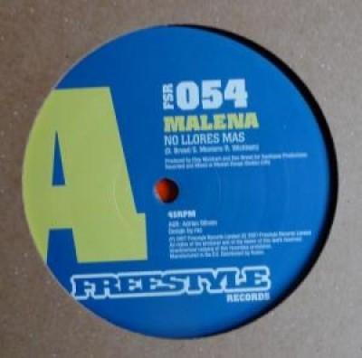 Malena - No Llores Mas