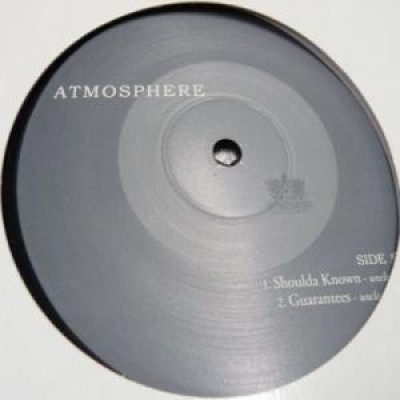 Atmosphere – Shoulda Known