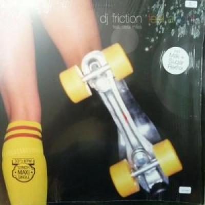 DJ Friction - Feel Alright