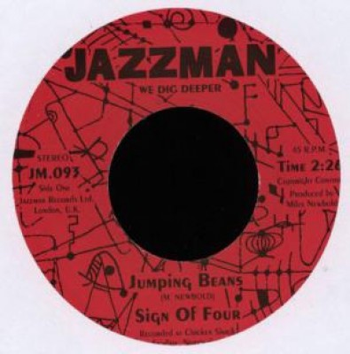 Sign Of Four - Jumping Beans / Four Samba Electronico