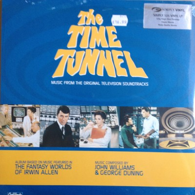 John Williams & George Duning - The Time Tunnel - Music From The Original Television Soundtracks
