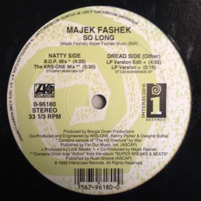 Majek Fashek - So Long