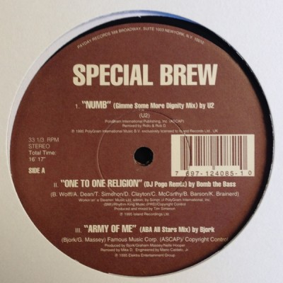 Various - Special Brew