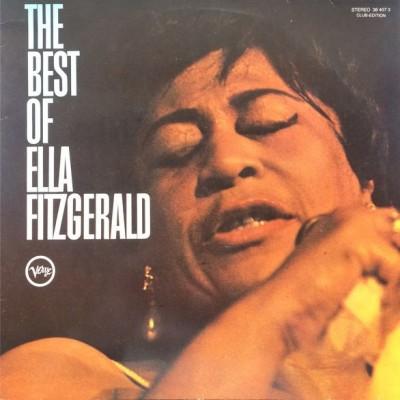 Ella Fitzgerald - The Best Of Ella Fitzgerald