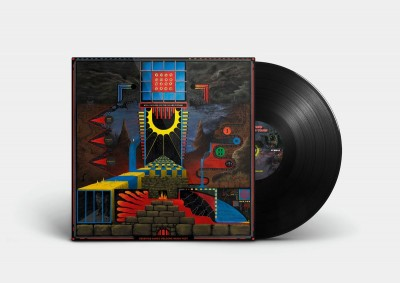 King Gizzard And The Lizard Wizard - Polygondwanaland (Black Vinyl Version)