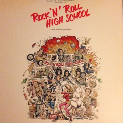 Various - Rock 'N' Roll High School - Music From The Original Motion Picture Sound Track Of