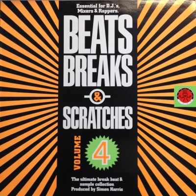 Simon Harris - Beats, Breaks & Scratches Volume 4
