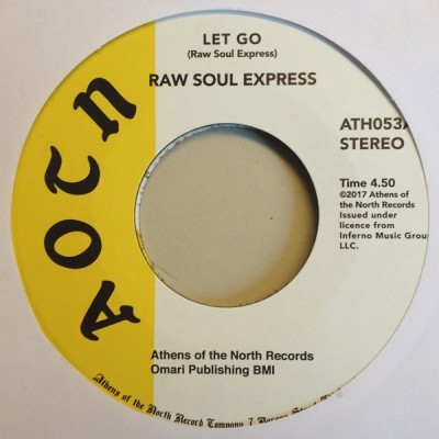 Raw Soul Express - Let Go