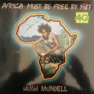 Hugh Mundell - Africa Must Be Free By 1983