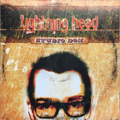 Lightning Head - Studio Don