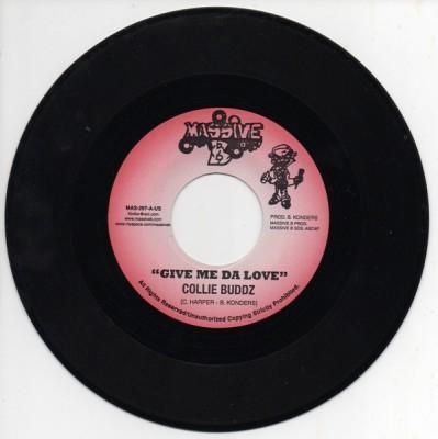 Collie Buddz / Choppa Chop - Give Me Da Love / Set It Off