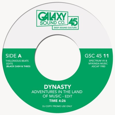 Dynasty, Cesar Mariano & Cia. - Adventures In The Land Of Music / Metropole