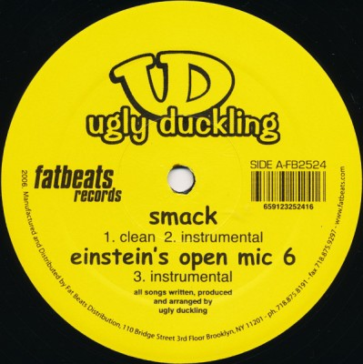 Ugly Duckling - Smack