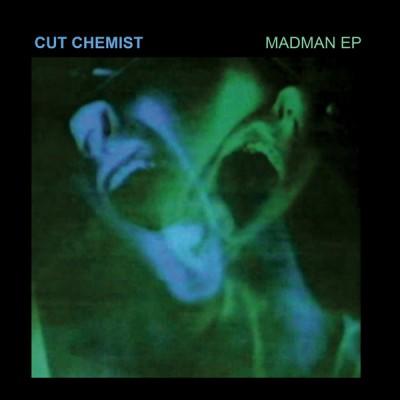 Cut Chemist - Madman EP