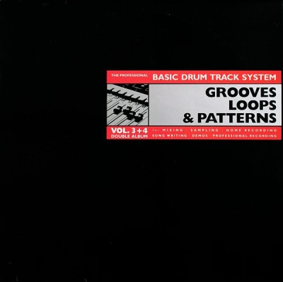 Unknown Artist - Grooves, Loops & Patterns - Vol. 3 & 4