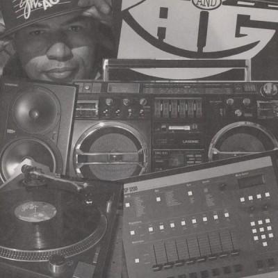 AG, DJ Crucial & Grap Luva - The 5th Beatle