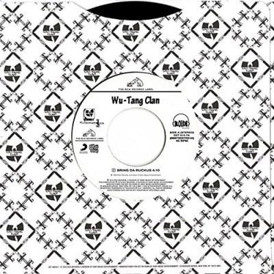 Wu-Tang Clan - Bring Da Ruckus / Shame On A Nigga