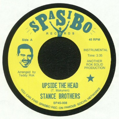 The Stance Brothers - Upside The Head