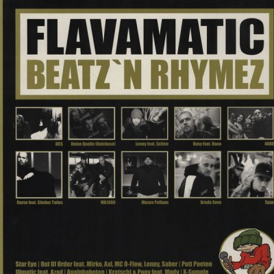 V.A. - Flavamatic Beatz 'N Rhymez