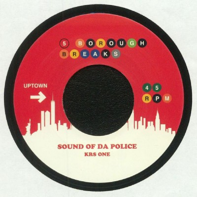 KRS-One - Sound Of Da Police / Sing A Simple Song