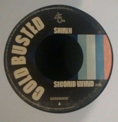 Shinji - Second Wind / Grand Mash