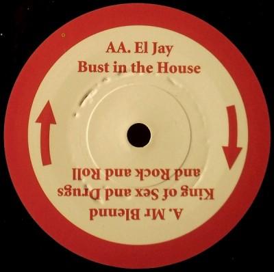 Mr Blennd / El Jay - Rhythm 'n' Booze Volume Three