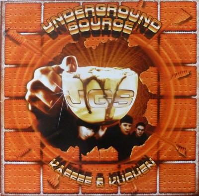 Underground Source - Kaffee & Kuchen