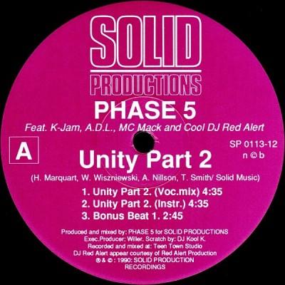 Solid Posse - Unity Part 2 / Unity Part 3