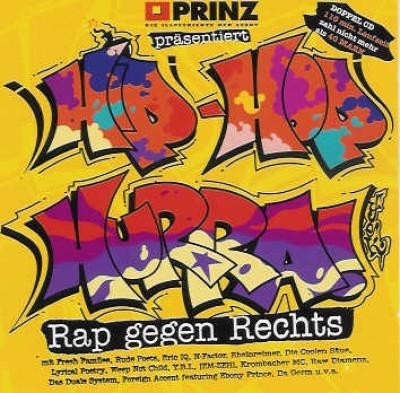 Various - Hip Hop Hurra! Rap Gegen Rechts