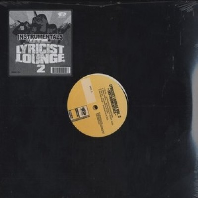 Various - Lyricist Lounge 2 (Instrumentals)