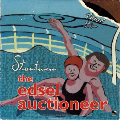Knapsack / The Edsel Auctioneer - Symmetry / Stuntman