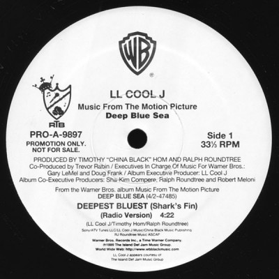 LL Cool J - Deepest Bluest