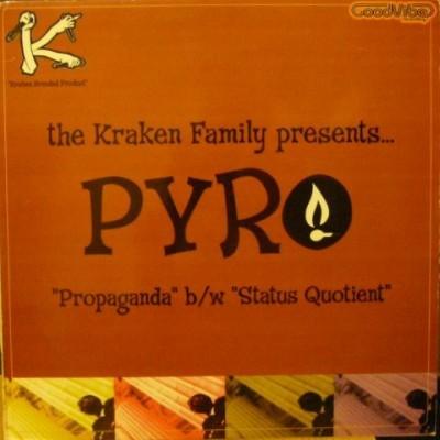 Pyro - Propaganda / Status Quotient