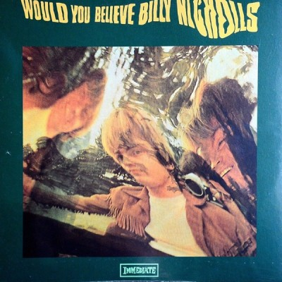 Billy Nicholls - Would You Believe