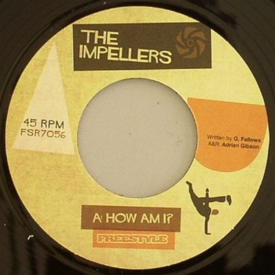 The Impellers - How Am I? / Upstairs At Harry's