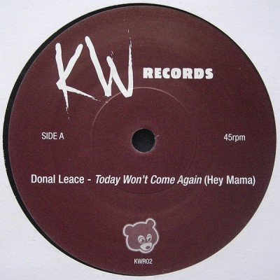 Donal Leace / Shirley Bassey - Today Won't Come Again (Hey Mama) / Diamonds Are Forever (Sierra Leone)