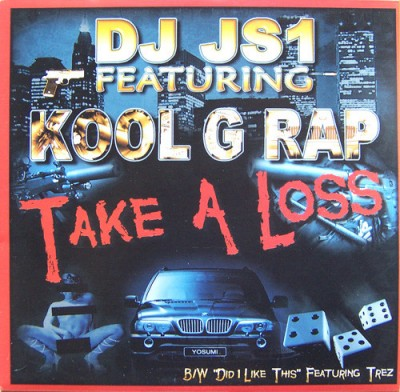 DJ JS-1 - Take A Loss