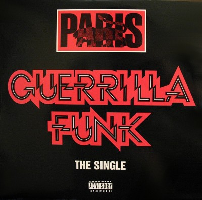 Paris - Guerrilla Funk