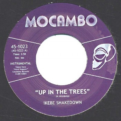 Ikebe Shakedown - Up In The Trees / Afro Fred