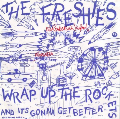 The Freshies - Wrap Up The Rockets