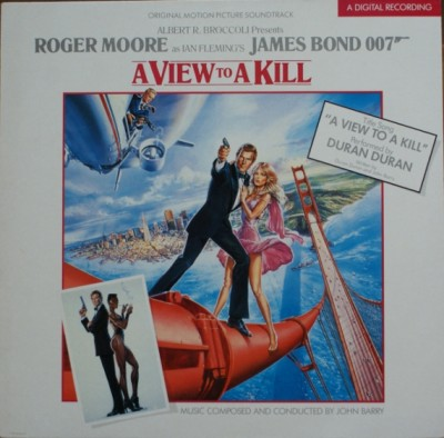 John Barry - A View To A Kill (OST)