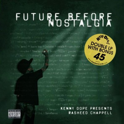 Rasheed Chappell - Future Before Nostalgia