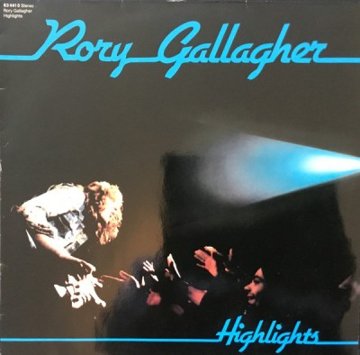 Rory Gallagher - Highlights