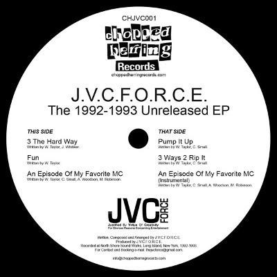 J.V.C. F.O.R.C.E. - The 1992-1993 Unreleased EP